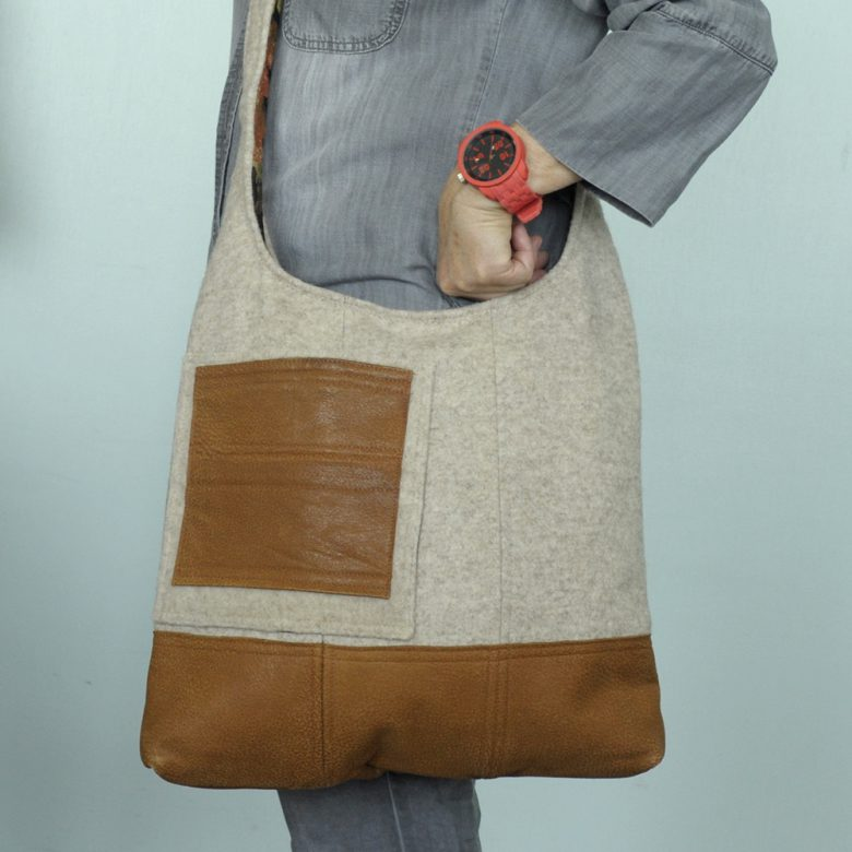 Wool-hobo-bag#1